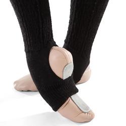 Calentadores Ballet Domyos Mujer Largos Negras