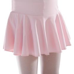 Túnica de danza clásica niña rosa