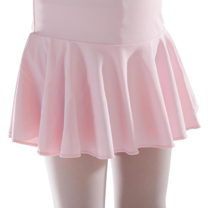 Tunique de danse classique fille rose