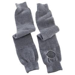 Beenwarmers dames grijs