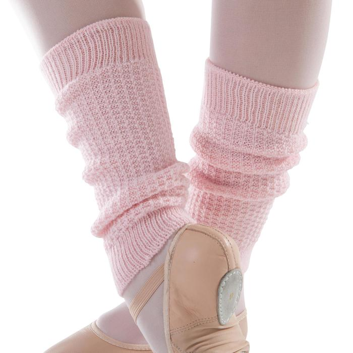 Beenwarmers meisjes roze