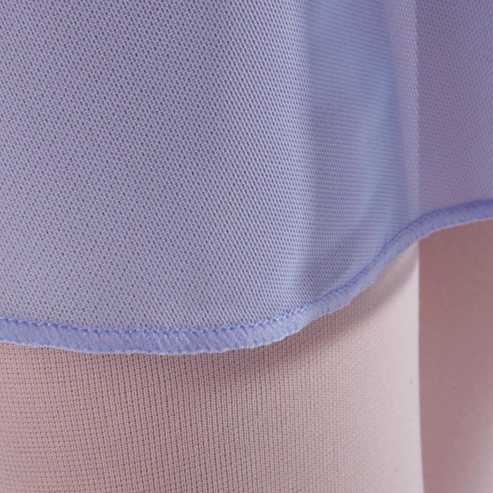 Ballettrock Tüll Kinder violett