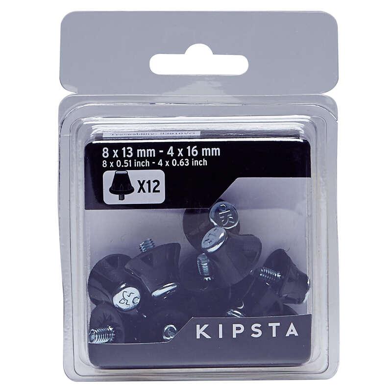 Cipő mélytalajra Futball - Műanyag stoplik, 13-16 mm KIPSTA - Sportok