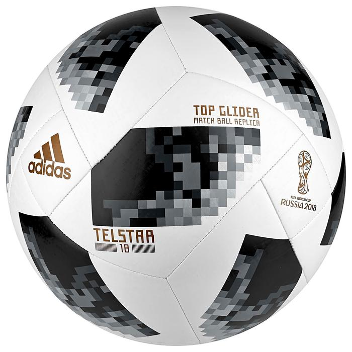 Ballon de football Top Glider Coupe du Monde 2018 T5