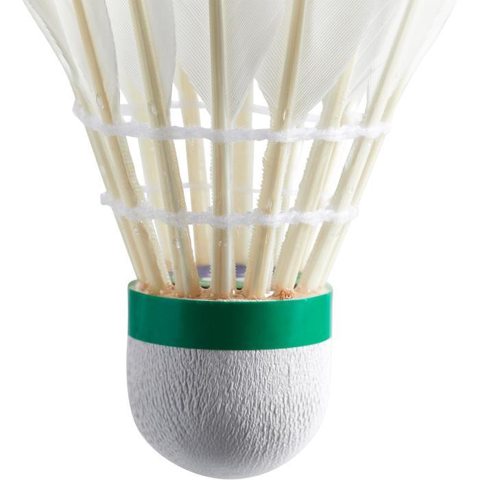 Badmintonshuttle Yonex League 7 snelheid 77 x 12