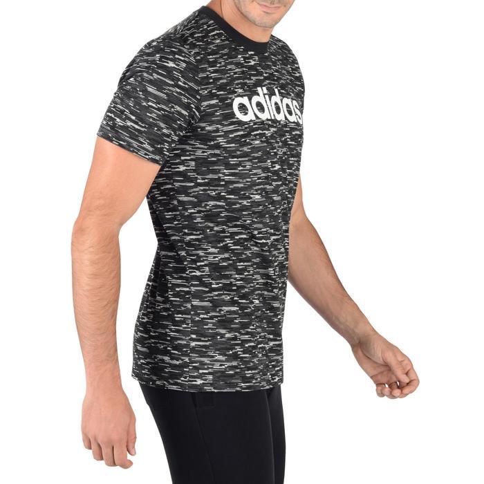 T-shirt gym pilates homme gris