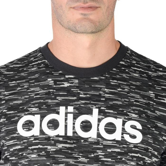 T-shirt gym pilates homme gris - 1280506