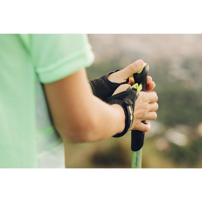 Stokken nordic walking NW P120 kinderen groen - 1280712