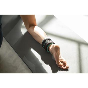 可調式手腕與腳踝負重鍛鍊軟啞鈴一雙入 - 0.5 kg
