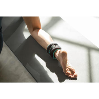 Hanteln Soft verstellbar Hand- und Fußgelenke Pilates Toning 0,5kg 2 Stück