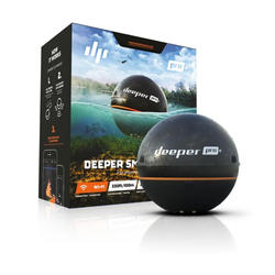 Deeper Pro Plus wifi hengelsport