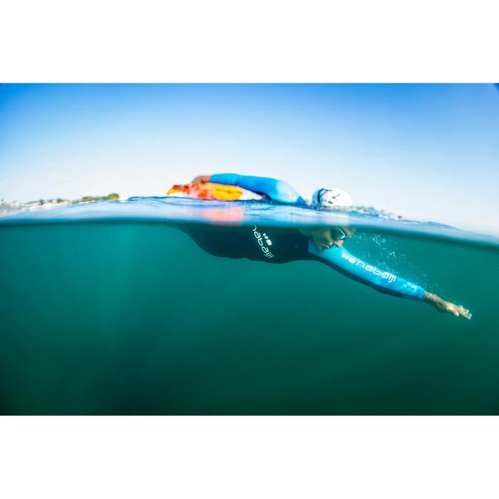 Combinaison de natation néoprène OWS500 2,5/2 mm femme eau tempérée - 1280792
