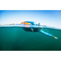 Neopreen dameswetsuit OWS 500 2,5/2 mm gematigd warm water