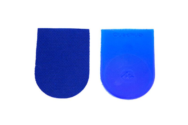 רפידות עקבים מג'ל HIKE 100 - כחול