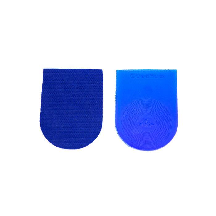 Talonnette en gel Hike 100 bleu