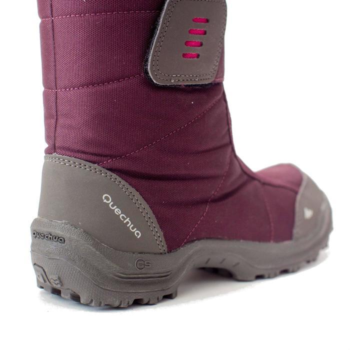 Bottes de randonnée neige junior SH100 x-warm - 1280810
