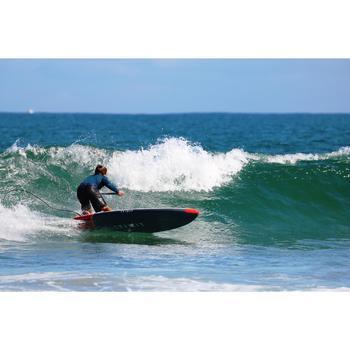 Opblaasbaar wave supboard 500 / 8' rood 135 l
