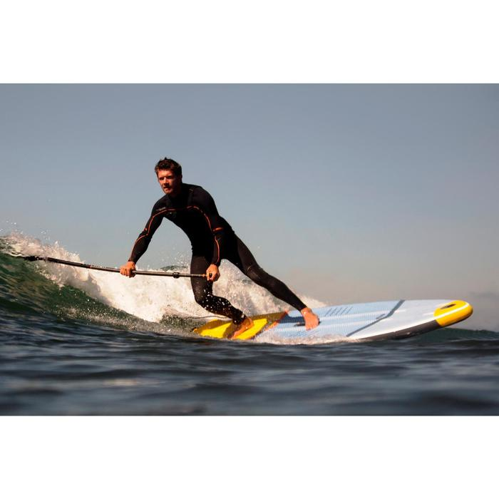 Vin voor het opblaasbaar wave supboard 500 van Itiwit - niet compatibel met FCS