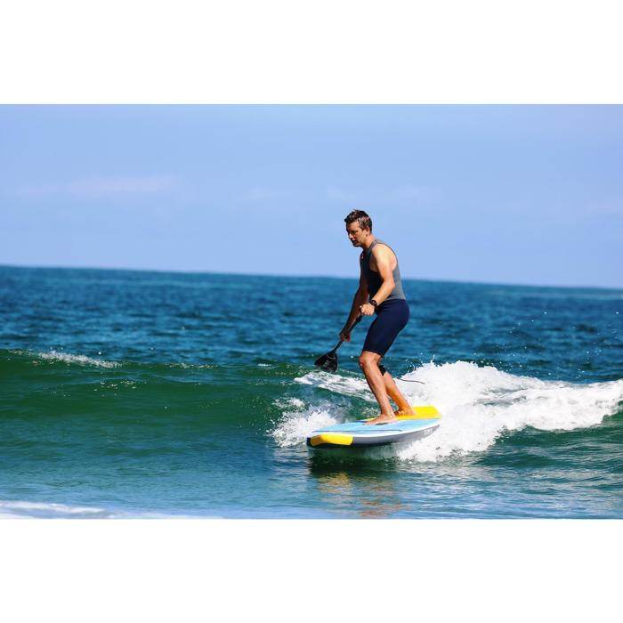 Opblaasbaar wave supboard 500 / 9' geel 175 l
