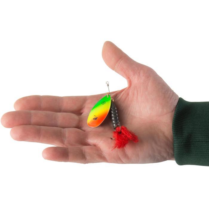Spinner rotierend Weta Puff #5 Rasta