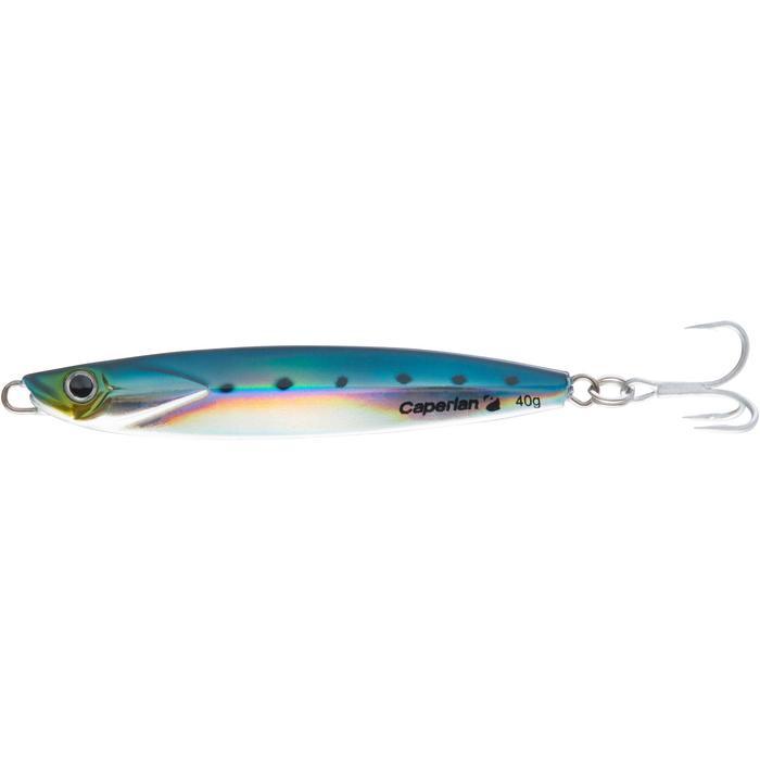 海釣用鐵板誘餌 BIASTOS 40 g-藍色