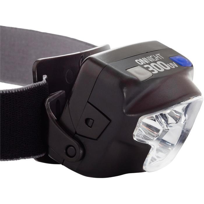 Hoofdlamp hengelsport Onnight 300 UV