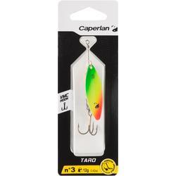 Spinner voor roofvissen Taro #3 rasta