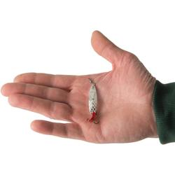 掠食性魚類匙型路亞KEA 7 G-銀色
