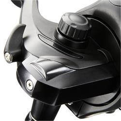 Angelrolle Brandungsangeln Advant Power 5000 schwarz