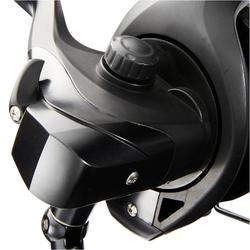 Carrete Pesca Surfcasting Advant Power 8000 Black