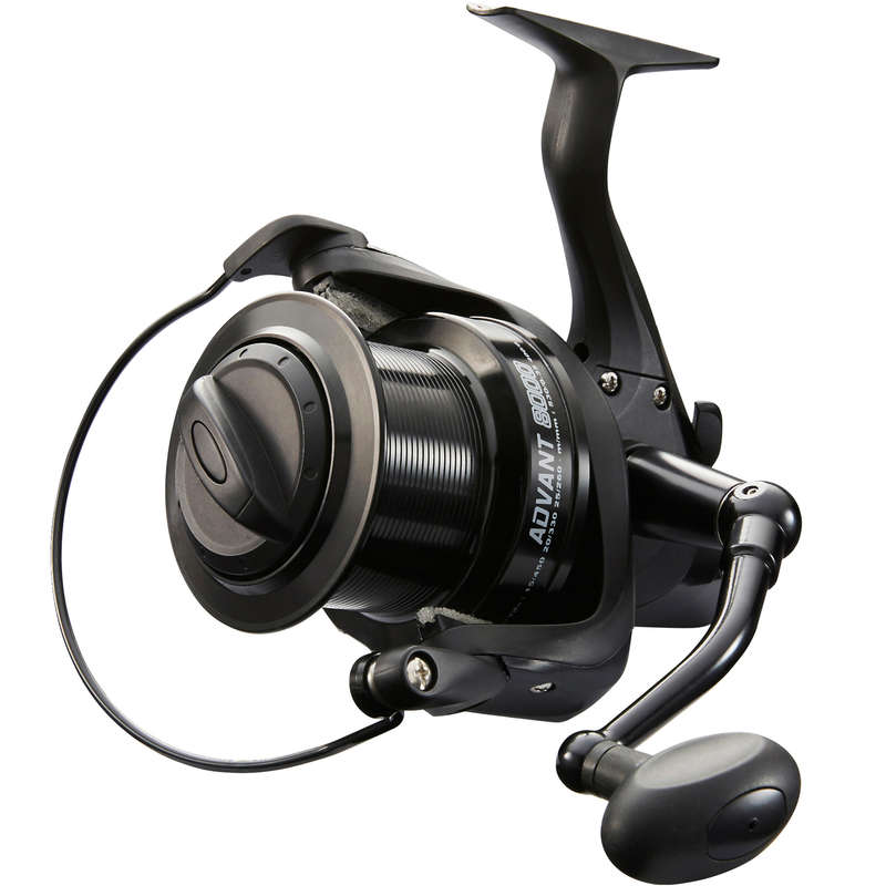 MULINETE SURFCASTING Pescuit - Mulinetă Advant Power 8000 CAPERLAN - Pescuit surfcasting