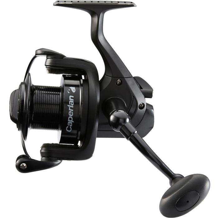 Werpmolen Surfcasting / Karper Advant Power 5000 zwart