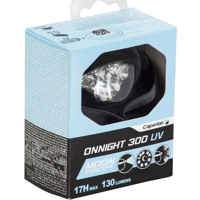 LAMPE FRONTALE DE PÊCHE ONNIGHT 300 UV - 1281280