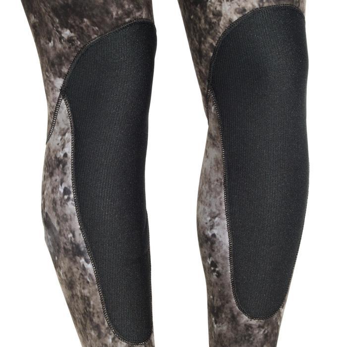 Pantalon combinaison de chasse sous-marine camo Tracina 5 mm - 1281299