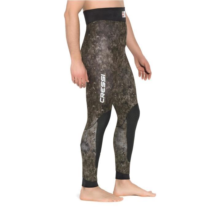 Pantalon combinaison de chasse sous-marine camo Tracina 5 mm - 1281301