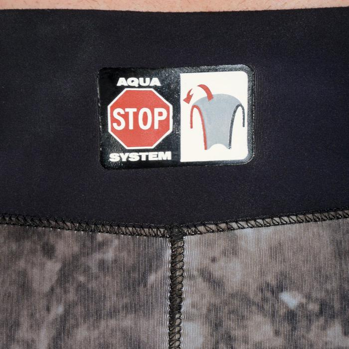 Pantalon combinaison de chasse sous-marine camo Tracina 5 mm - 1281313