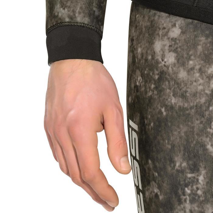 Veste combinaison de chasse sous-marine camouflage Tracina 5 mm - 1281321