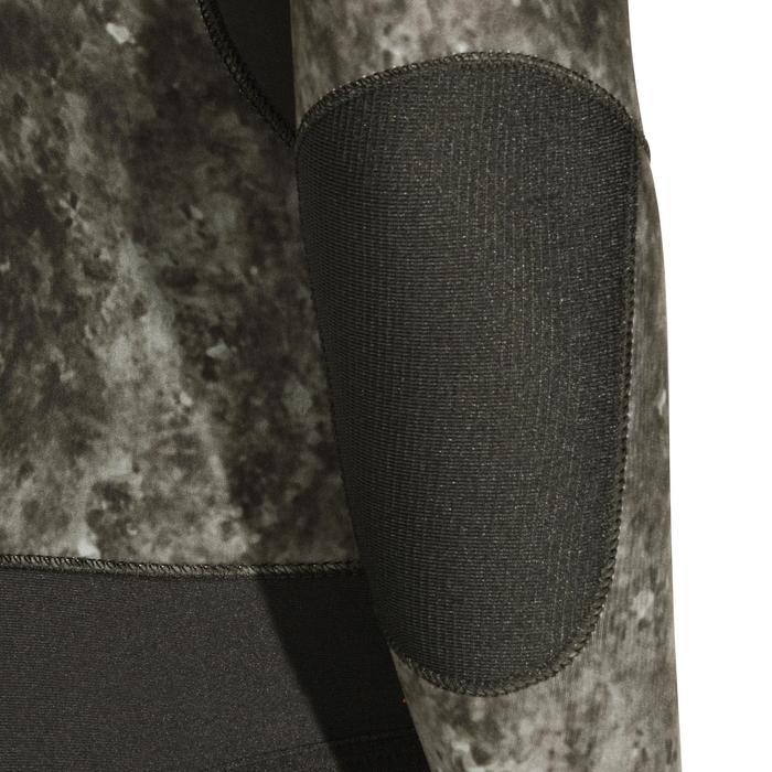 Veste combinaison de chasse sous-marine camouflage Tracina 5 mm