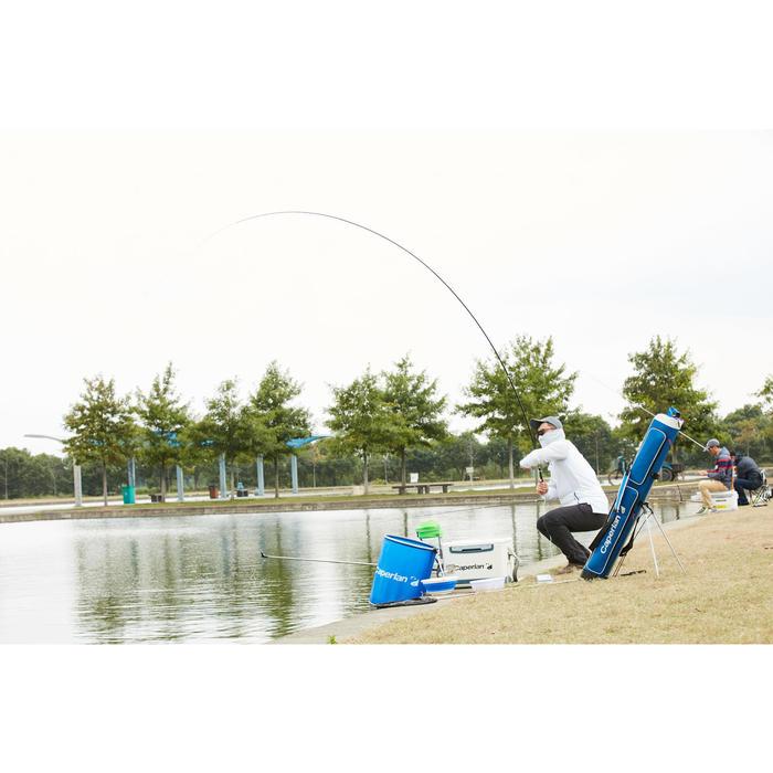 Hengel voor statisch vissen LAKESIDE-9 soft 450