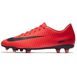 Chaussure de football enfant Mercurial Vortex FG  rouge
