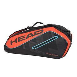 Tennistas Head Radical Combi 6 rackets met schouderriem