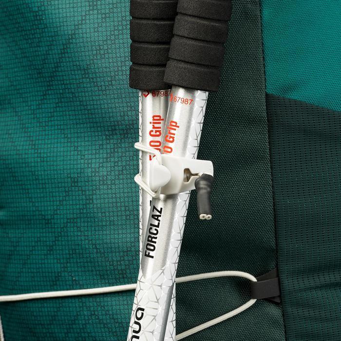 Wandelrugzak MH100 40 liter groen