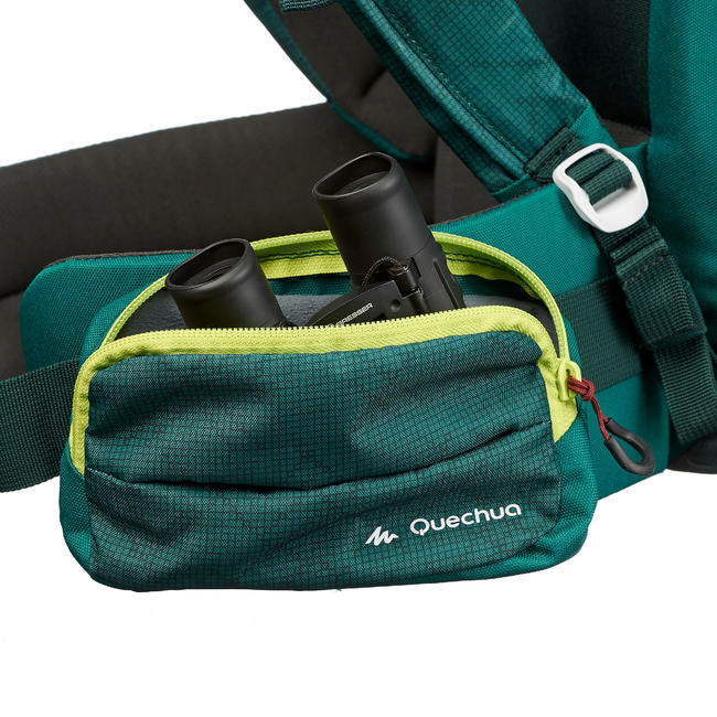 Hiking Backpack 40L MH100 - Green