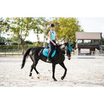 Schabracke 540 Pferd türkis