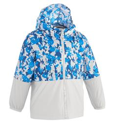 Helium Boy's Windbreaker Hiking Jacket - Blue