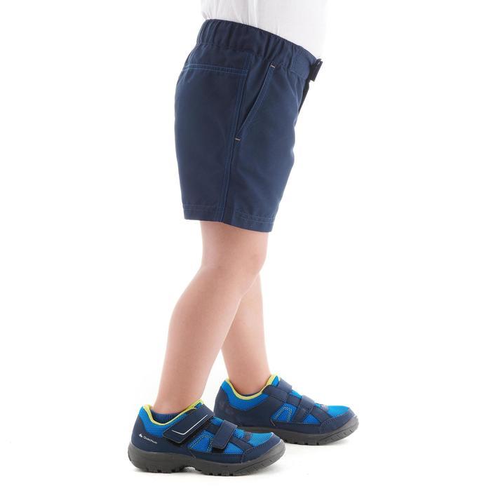 Short de randonnée enfant Hike 100 MARINE