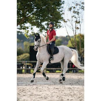 Bonnet équitation cheval RIDING - 1282327