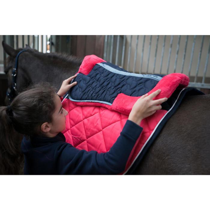 Amortisseur de dos mousse équitation cheval et poney LENA POLAIRE - 1282361