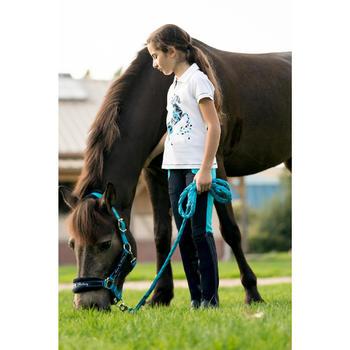 Pantalon équitation enfant BICOLO - 1282364
