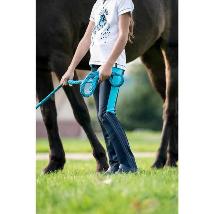 Pantalon équitation enfant BICOLO - 1282383